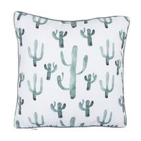Cuscino Cactus multicolore 40x40 cm Ø 52 cm