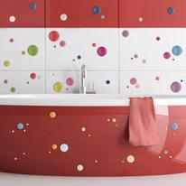 Sticker Pop colour 31.5x34 cm