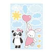 Sticker Kids 48x68 cm