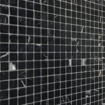 Mosaico Pietra H 30 x L 30 cm nero
