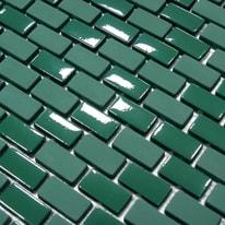 Mosaico Edera H 30 x L 30 cm verde