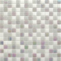 Mosaico Plus H 32.7 x L 32.7 cm grigio