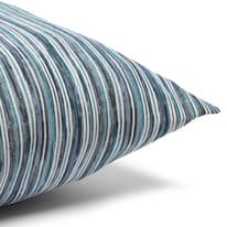 Fodera per cuscino Raya blu 60x60 cm