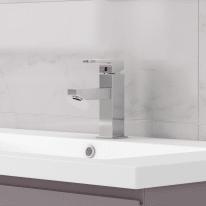 Mobile bagno Gola grigio L 95 cm