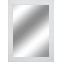 Specchio 2080 rettangolare bianco 70x100 cm