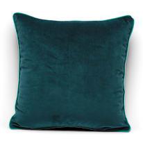 Cuscino Velluto verde 40x40 cm Ø 53 cm