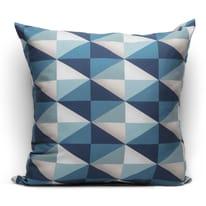 Fodera per cuscino Gabry azzurro 60x60 cm