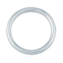 Anello in acciaio Ø 3x20 mm mm 4 pezzi