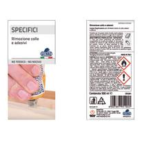Rimuovi colla Rimuovi colle adesivi e siliconi 500 ml