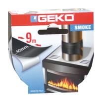 Nastro adesivo Geko 40 mm x 9 m nero