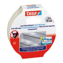 Nastro antiscivolo TESA 25 mm x 5 m nero