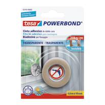 Nastro bi-adesivo TESA TAPE Powerbond 1.5 m x 19 mm bianco