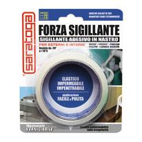 Nastro adesivo Forza Sigillante 38 mm x 1.5 m trasparente