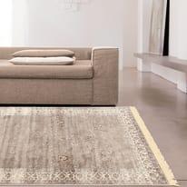 Tappeto persiano Orient tabriz multicolor 140x190 cm