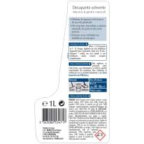 Decapante liquido STARWAX Solvente Marmo e Pietre Naturali 1