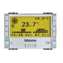 Cronotermostato BTICINO Livinglight tech