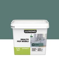 Pittura di ristrutturazione per mobili LUXENS per mobili verde laguna 5 0.75 L