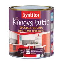 Smalto per mobili SYNTILOR Multisuperfici cioccolata 0.5 L
