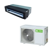 Climatizzatore monosplit TACHIAIR CTA-24HVR1 24000 BTU classe A