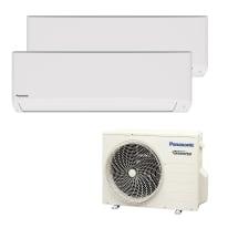 Climatizzatore dualsplit PANASONIC TE-TKE 15000 BTU classe A++