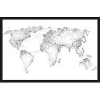 Immagine World Map 42x63 cm