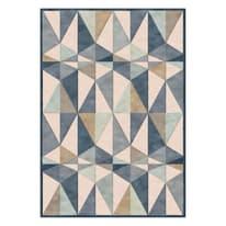 Tappeto Farashe triangoli multicolor 230x160 cm