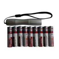 Pila LR06 AA 1.5 V LEXMAN 18 batterie