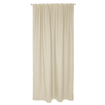 Tenda INSPIRE Oscurante Liny panna passanti 200x280 cm