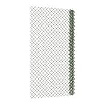 Rotolo di rete metallica a torsione semplice Ideal verde L 25 x H 1 m