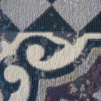 Tappeto Cucina Gobelin azzurro 90x60 cm