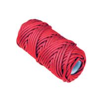 Corda a treccia in polipropilene STANDERS L 20 m x Ø 3 mm rosso