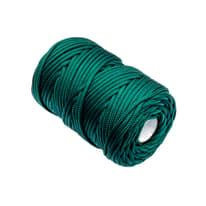 Corda a treccia in polipropilene STANDERS L 50 m x Ø 3 mm verde