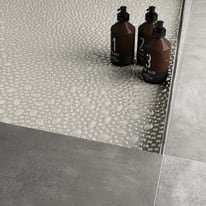 Mosaico Pearl H 30 x L 30 cm bianco