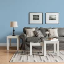 Pittura murale  antimuffa LUXENS 2.5 L blu baltico 3