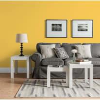 Pittura murale LUXENS 2.5 L giallo  canarino 2