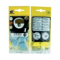 Pattino STANDERS L 25 x H 25 mm, 8 pezzi