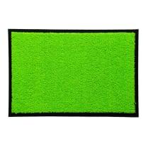 Zerbino in poliammide verde 40x60 cm