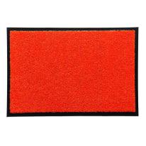Zerbino in poliammide rosso 60x90 cm