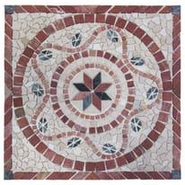Rosone Grosseto H 67 x L 67 cm multicolore