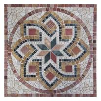 Rosone Gubbio H 67 x L 67 cm multicolore