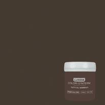 Pittura murale LUXENS 0,075 L marrone cioccolato 1