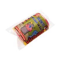 Sacchi spazzatura Sacchetti per bagno L 35 x H 42 cm 6 L rosa 30 pezzi