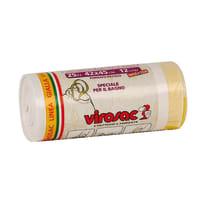Sacchi spazzatura Saccopratico L 42 x H 45 cm 12 L bianco 25 pezzi