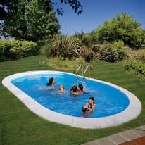 Piscina interrata 3.2 x 7 m