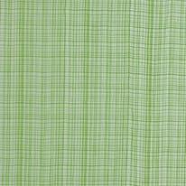 Tenda Althea verde occhielli 140x280 cm