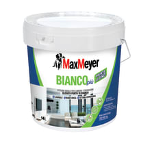Pittura murale MAX MEYER Bianco Più 14 L bianco