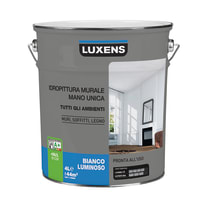 Pittura murale LUXENS PITTURA LAVABILE LUXENS 4 L lavab