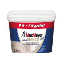 Pittura murale Subito Bianco MAX MEYER 5 L bianco