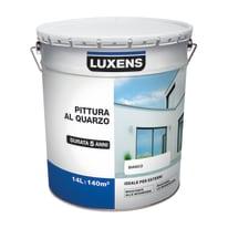 Pittura acrilica per facciate LUXENS bianco 14 L