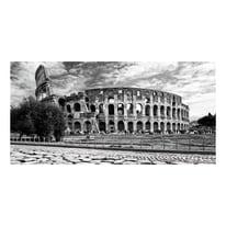 Quadro su tela Colosseo 120x60 cm
